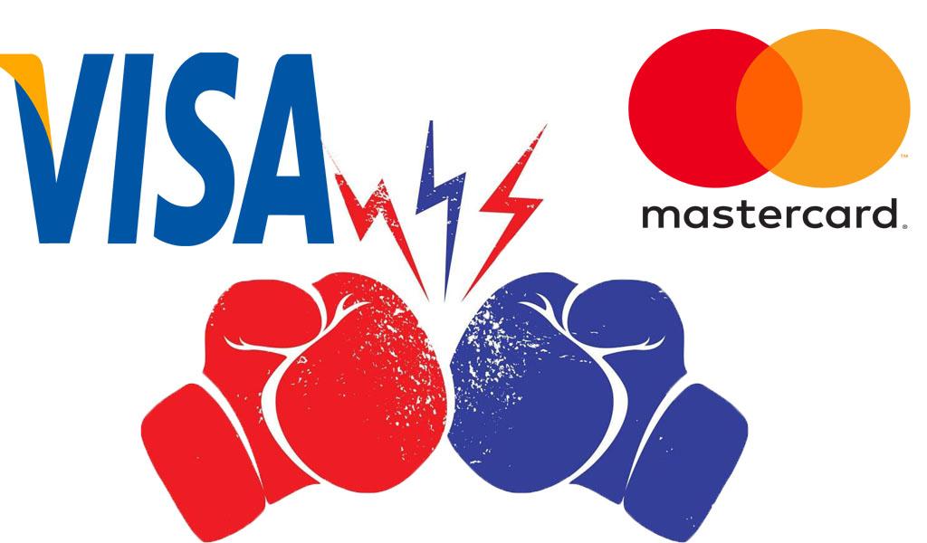 Виза против Мастер карт
