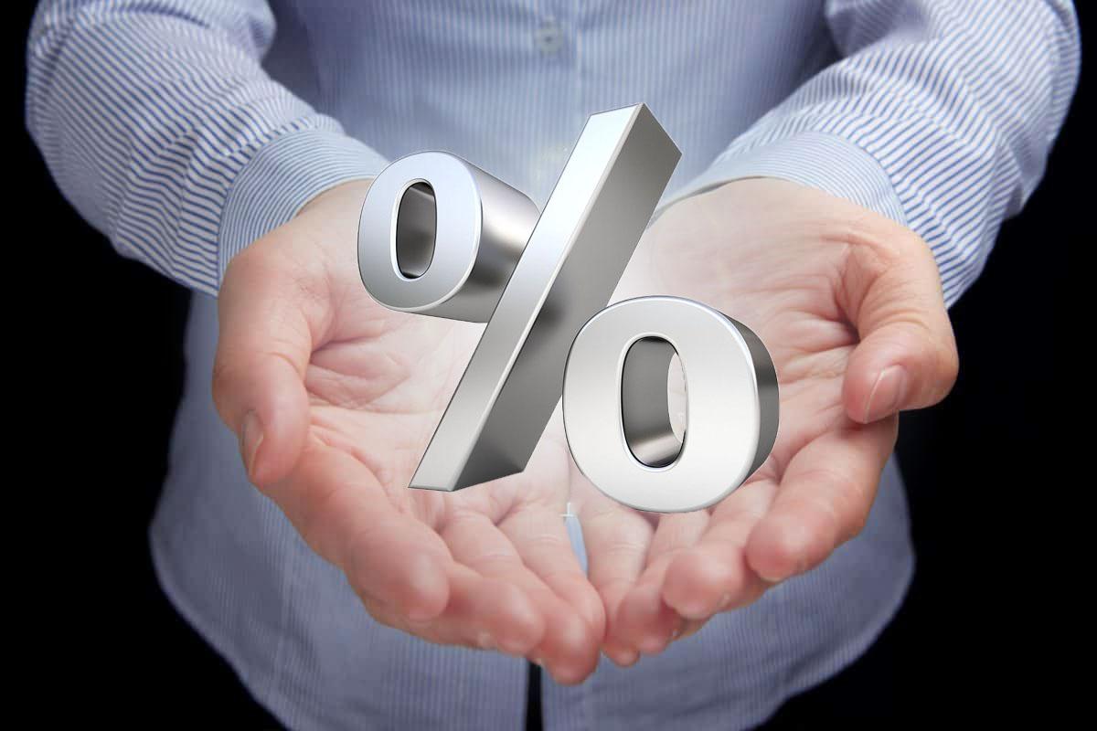 Процент доход по карте