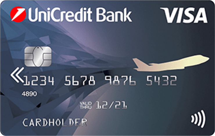 UniCreditBank_Visa_Air